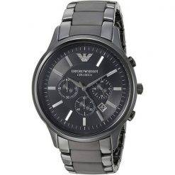 Emporio Armani Ceramica AR1451 Chronograph Quartz Men's Watch