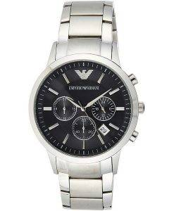 Emporio Armani Classic AR2434 Chronograph Quartz Men's Watch