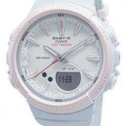 Casio Baby-G BGS-100SC-2A Step Tracker Women's Watch