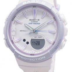 Casio Baby-G BGS-100SC-4A Step Tracker Women's Watch