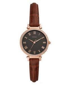 Fossil Kinsey ES4682 Diamond Accents Quartz Women's Watch