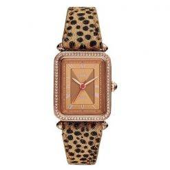 Fossil Lyric ES4684 Diamond Accents Quartz Women's Watch