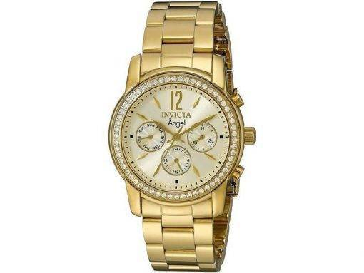 Invicta Angel 11770 Diamond Accents Quartz Women's Watch
