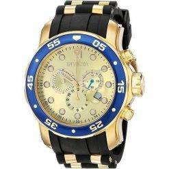 Invicta Pro Diver 17881 Chronograph Quartz 200M Men's Watch