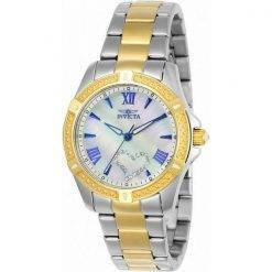 Invicta Angel 23656 Diamond Accents Quartz Women's Watch