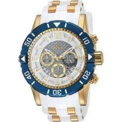 Invicta Pro Diver 23706 Chronograph Quartz 200M Men's Watch