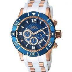 Invicta Pro Diver 23709 Chronograph Quartz 200M Men's Watch