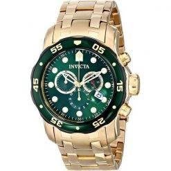 Invicta Pro Diver 80072 Chronograph Quartz 200M Men's Watch
