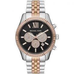 Michael Kors Lexington MK8714 Diamond Accents Quartz Men's Watch