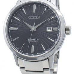 Citizen Automatic NJ2180-89H Titanium  Men's Watch