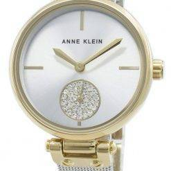 Anne Klein 3001SVTT Diamond Accents Quartz Women's Watch