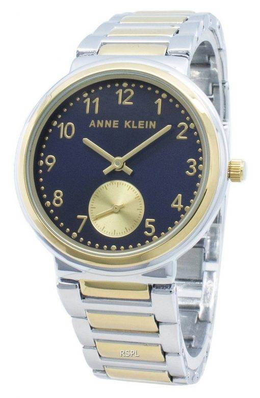 Anne Klein 3407NVTT Quartz Women's Watch