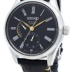 "Seiko Presage ""Urushi"" SARW013 Power Reserve Japan Made Men's Watch"