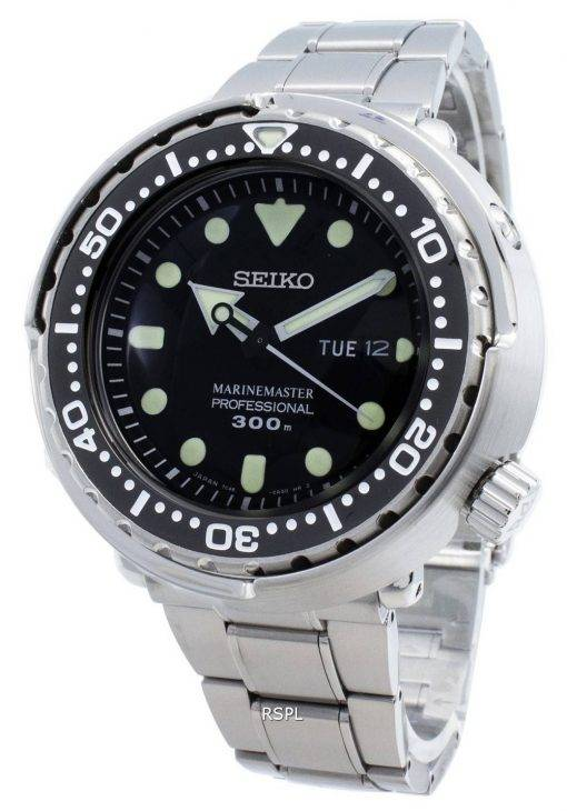 Seiko Marine Master Professional Diver's 300M SBBN031 Quartz Men's Watch