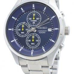 Seiko Chronograph SKS537 SKS537P1 SKS537P Quartz Men's Watch