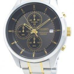 Seiko Chronograph SKS543 SKS543P1 SKS543P Quartz Men's Watch