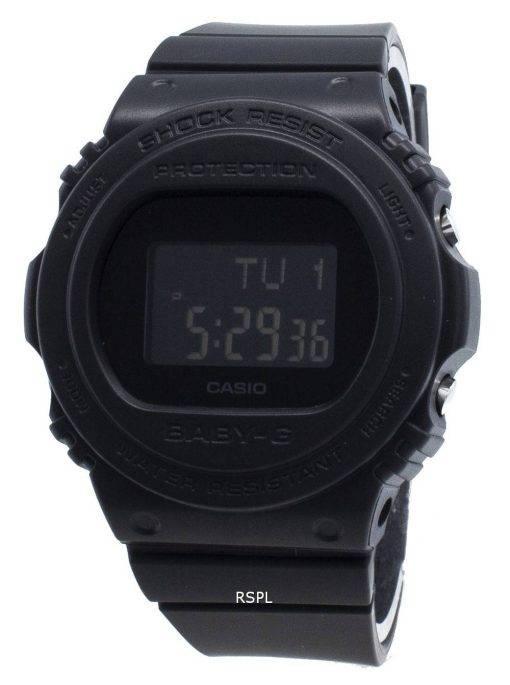 Casio Baby-G BGD-570-1 BGD570-1 World Time Quartz 200M Women's Watch