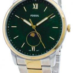 Fossil The Minimalist FS5572 Moon Phase Quartz Men's Watch