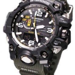 Casio G-Shock Mudmaster Triple Sensor Atomic GWG-1000-1A3 Mens Watch