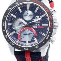 Casio Edifice EQB-1000TR-2A Tachymeter Solar Men's Watch