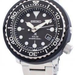 Seiko Prospex Solar SNE497 SNE497P1 SNE497P 200M Men's Watch