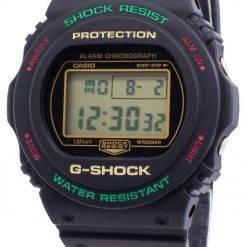 Casio G-Shock DW-5700TH-1 Quartz 200M Men's Watch