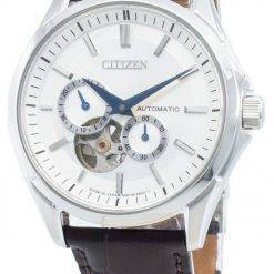 Citizen Automatic NP1010-01A Open Heart Japan Made Men's Watch