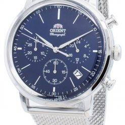 Orient Classic RA-KV0401L10B Chronograph Quartz Men's Watch