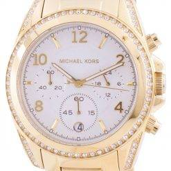 Michael Kors Blair MK6762 Quartz Diamond Accents Women's Watch