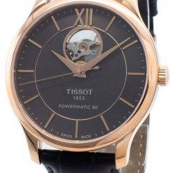 Tissot T-Classic Tradition T063.907.36.068.00 T0639073606800 Open Heart Automatic Men's Watch