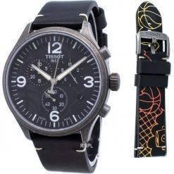 Tissot CHRONO XL 3X3 T116.617.36.067.00 T1166173606700 Quartz Men's Watch