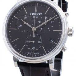 Tissot Carson Premium T122.417.16.051.00 T1224171605100 Chronograph Quartz Men's Watch