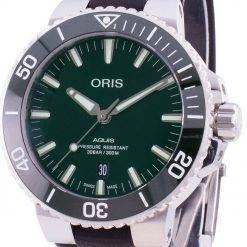 Oris Aquis Date 01-733-7730-4157-07-5-24-10EB Automatic 300M Men's Watch