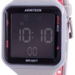 Armitron Sport 408417PGY Quartz Unisex Watch