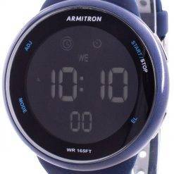 Armitron Sport 408423NVY Quartz Unisex Watch