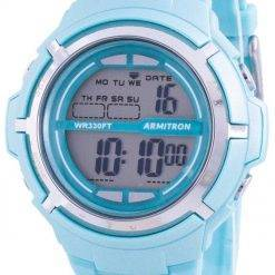 Armitron Sport 457045TLGD Quartz Dual Time Women's Watch