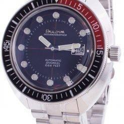 Bulova Oceanographer 98B320 Automatic Men's Watch