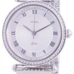 Fossil Lyric ES4712 Quartz Diamond Accents Women's Watch