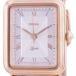 Fossil Lyric ES4718 Quartz Women's Watch