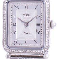 Fossil Lyric ES4721 Quartz Diamond Accents Women's Watch