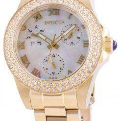 Invicta Angel 28481 Quartz Diamond Accents Women's Watch