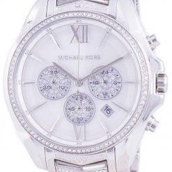 Michael Kors Whitney MK6728 Quartz Diamond Accents Women's Watch