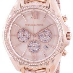 Michael Kors Whitney MK6730 Quartz Diamond Accents Women's Watch