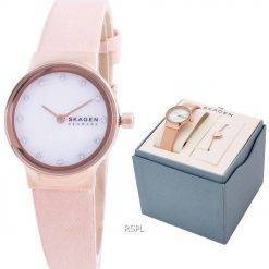 Skagen Freja SKW1113 Quartz Diamond Accents Women's Watch