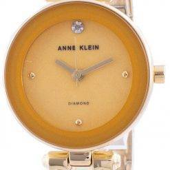 Anne Klein 1980MGGB Quartz Diamond Accents Women's Watch
