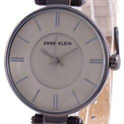 Anne Klein 3445GYCR Quartz Women's Watch
