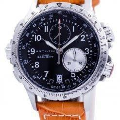 Hamilton Khaki ETO Chronograph H77612933 Men's Watch