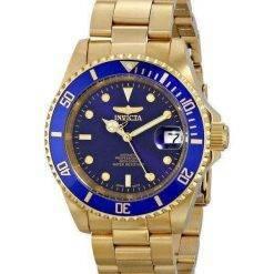 Invicta Automatic Pro Diver 200M Blue Dial INV8930OB/8930OB Mens Watch