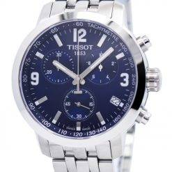 Tissot PRC 200 Quartz Chronograph T055.417.11.047.00 T0554171104700 Men's Watch