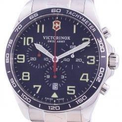 Victorinox Swiss Army Fieldforce 241857 Quartz Chronograph 100M Men's Watch
